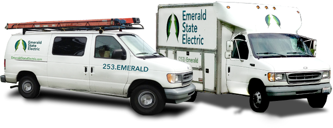 Emerald State Electric Vans
